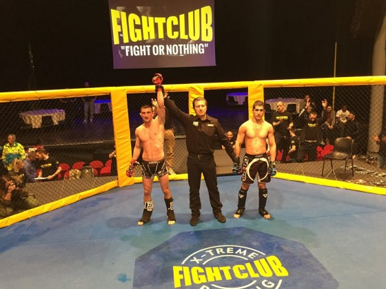 Fight or Nothing 2015