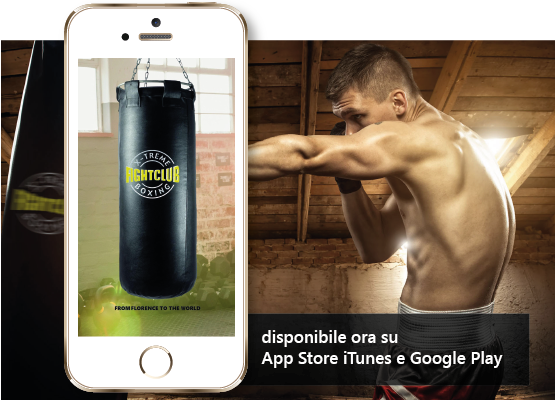 Palestra Fight Club Firenze App
